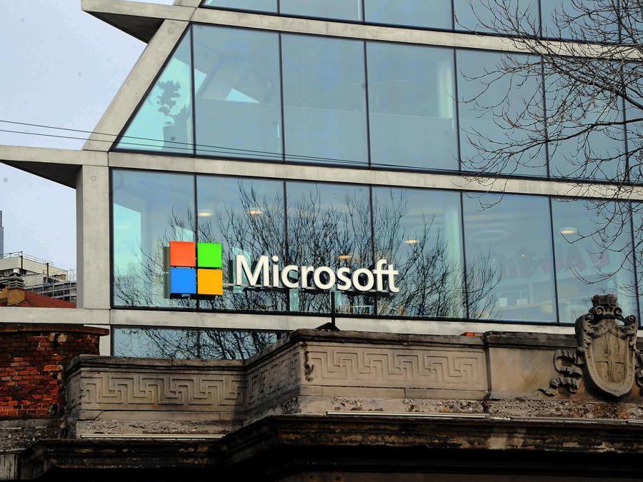 Vecchia e nuova Milano con sede della Microsoft, in Viale Pasubio 21 (Maurizio Maule/Fotogramma, Milano - 2018-03-27)