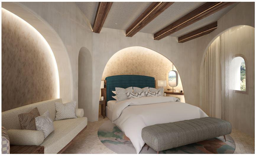 Harrods Bed