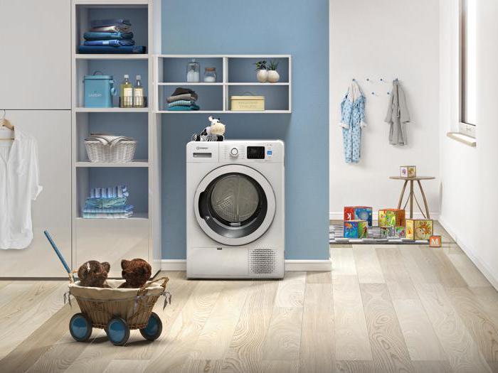 La lavasciuga fa tutto da sola