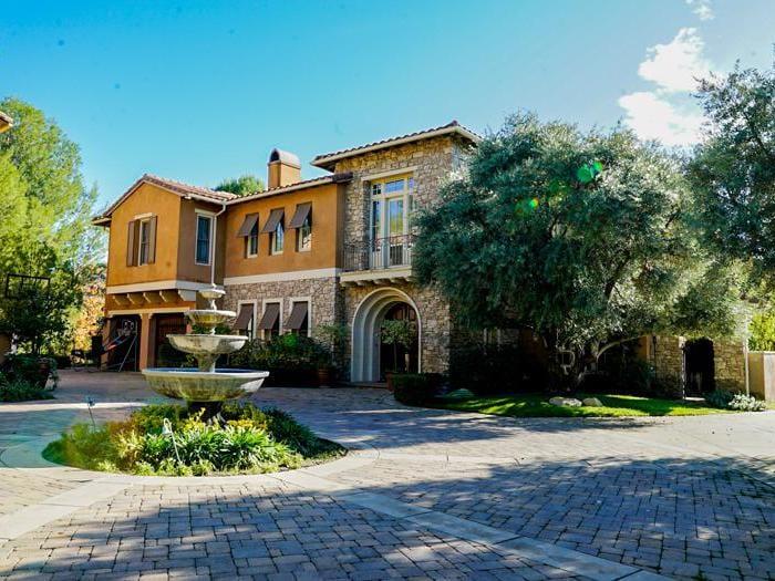 La villa in vendita di French Montana