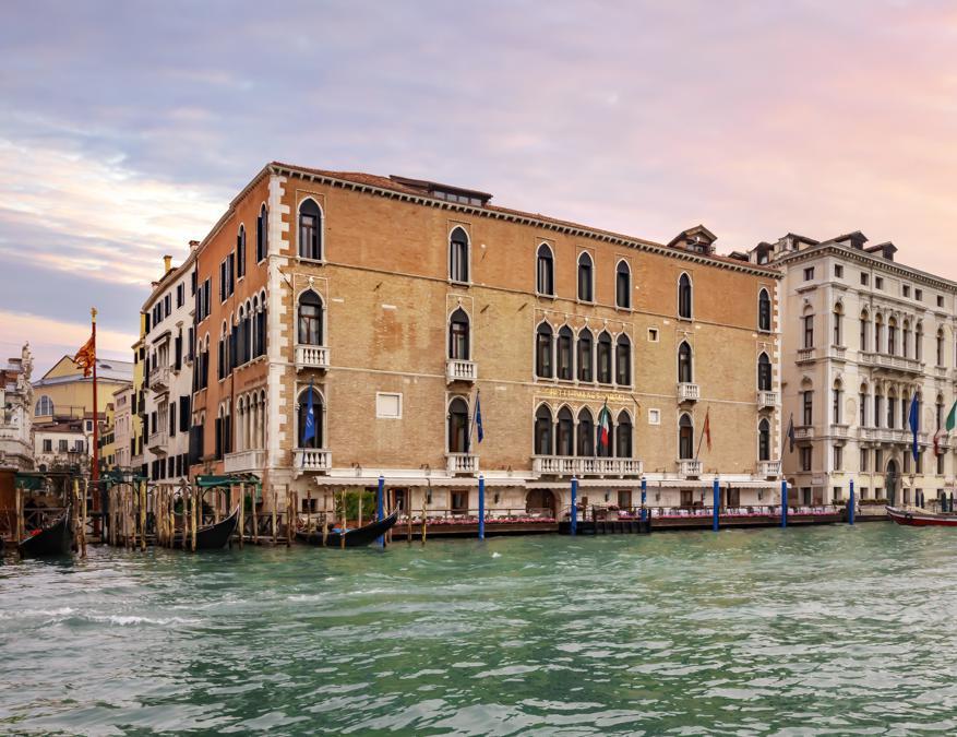 The Gritti Palace, Venezia.