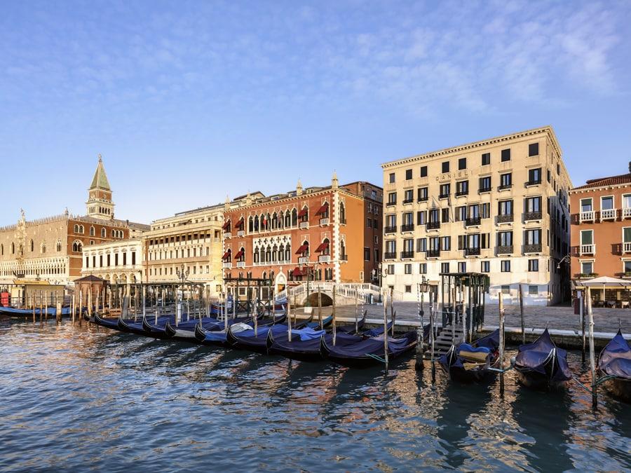 Hotel Danieli, Venezia.