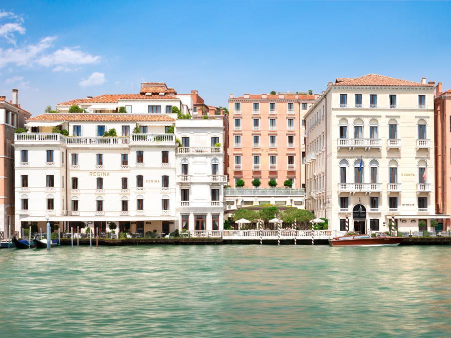The St Regis, Venezia.