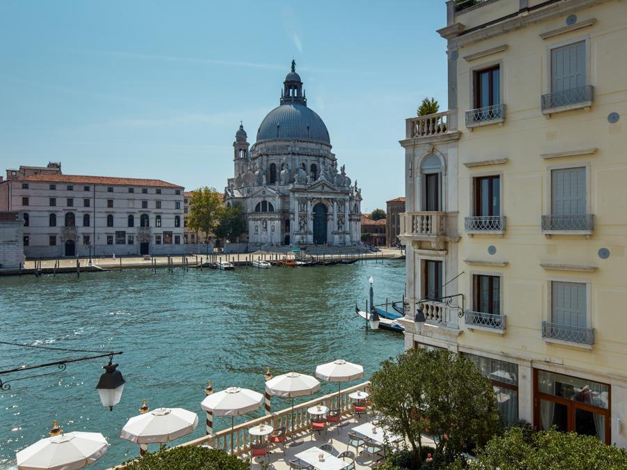 The St Regis, Venezia. The Italianate Garden