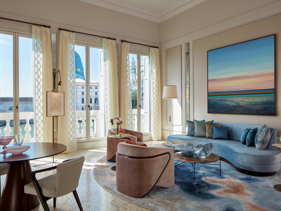 The St Regis, Venezia. Presidential Suite – Living Room