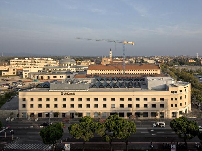 Un business district negli ex Magazzini Generali di Verona