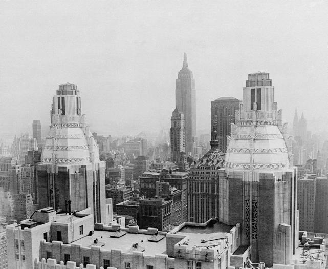 Waldorf Astoria, ieri e domani