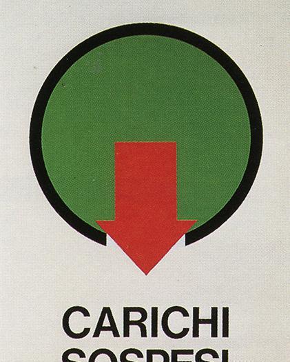 Alla Italsider di Cornigliano, fra acciaio, operai e i colori di Eugenio Carmi