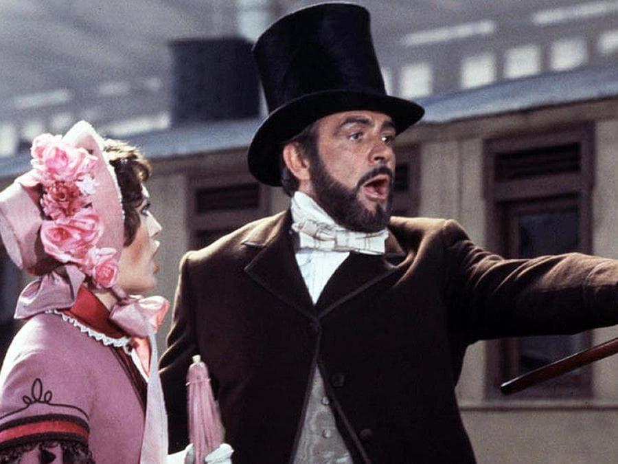 1855, la grande rapina al treno', il film con Sean Connery e Donald Sutherland, 18 luglio 2013. ANSA/ WWW.FILM-CINE.COM