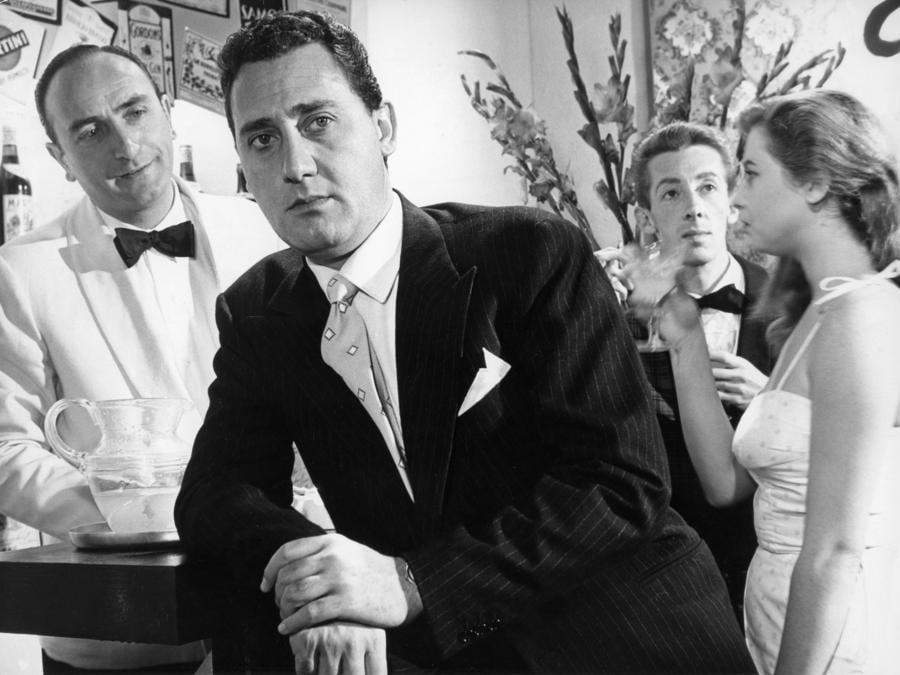 In Lo Scapolo di Antonio Pietrangeli (1956) (Afp)