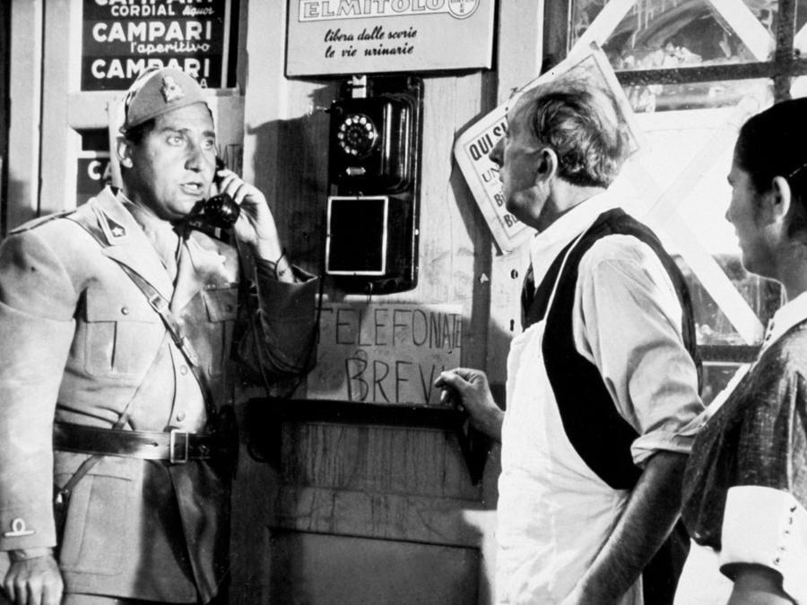 In Tutti a casa di Luigi Comencini (1960) (Afp)