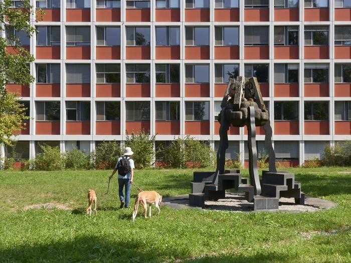 All'Ospedale cantonale di Aarau l'arte è di casa