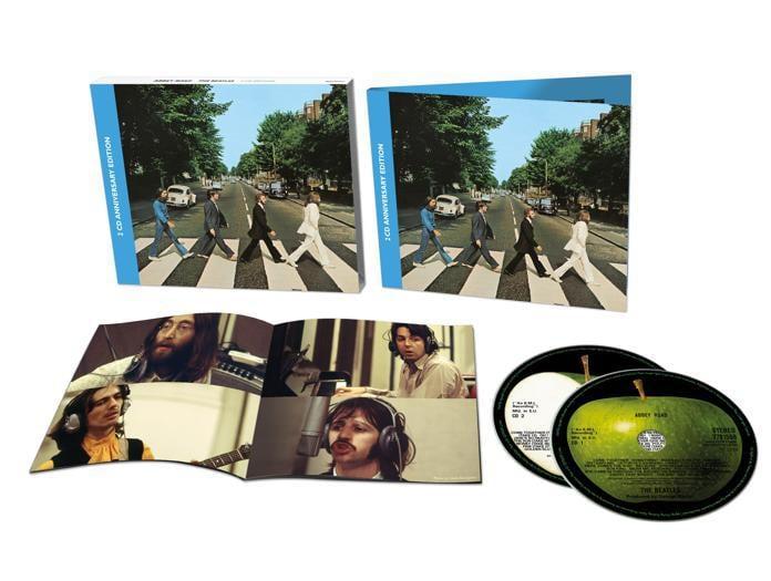 Beatles, arriva il cofanetto celebrativo dei 50 anni di «Abbey Road»