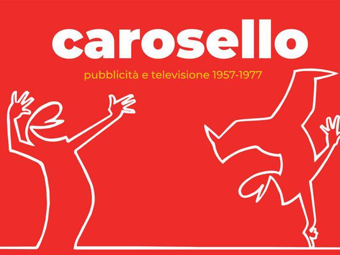 Carosello che magia! Vent'anni di pubblicità in Italia