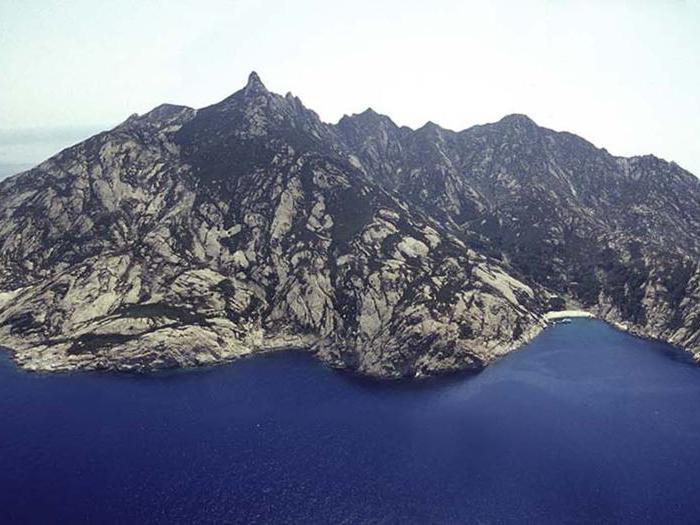 Da Montecristo all'Elba, la grande bellezza