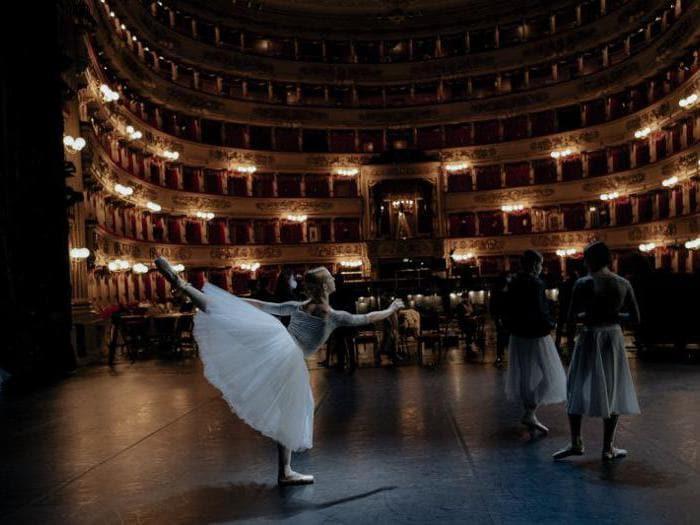 """Danza: """"Corpo di Ballo- L'avventura di Giselle alla Scala"""""""