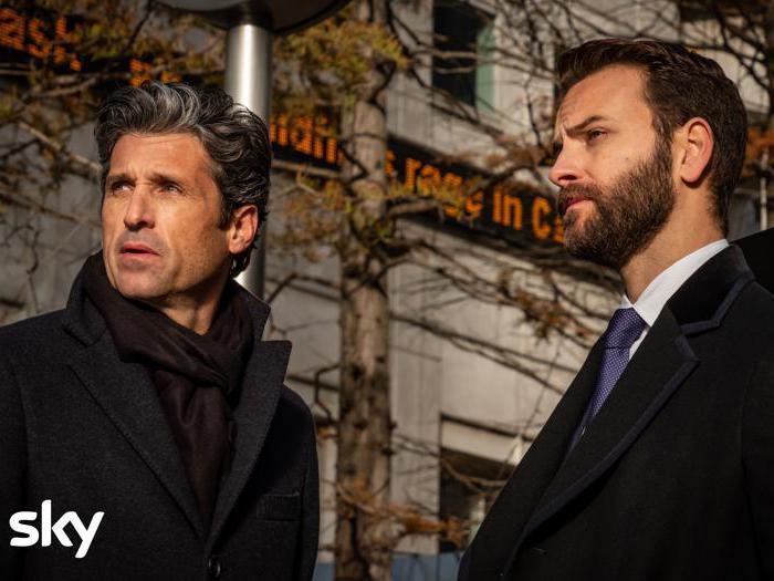 «Diavoli», la serie Tv Sky sui diavoli della finanza