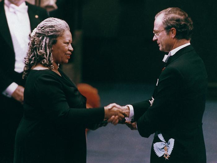 Addio alla scrittrice e Premio Nobel Toni Morrison