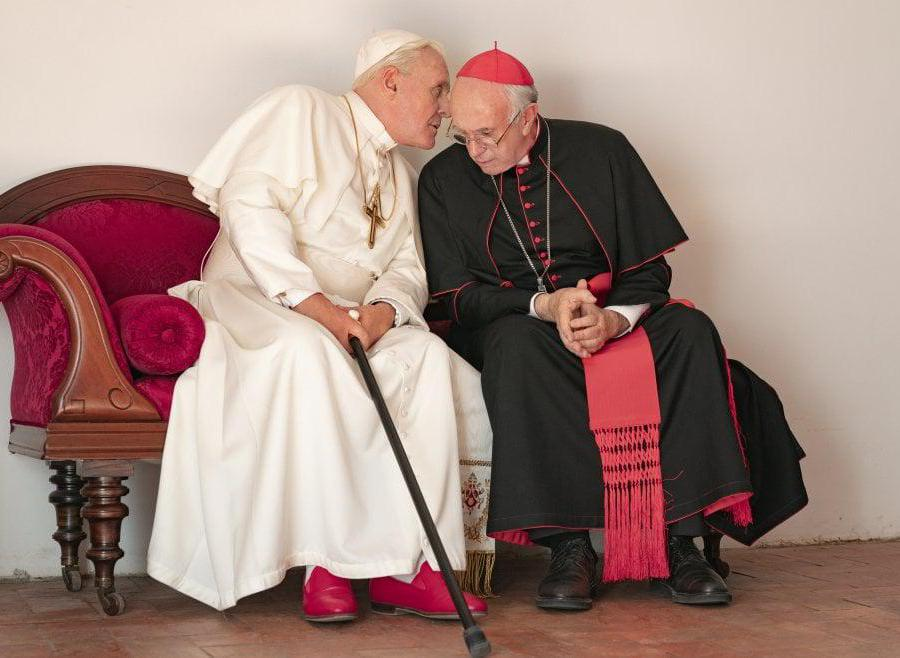 «The Two Popes»