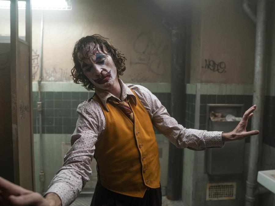 «Joker» (Niko Tavernise/Warner Bros. Pictures via Ap)