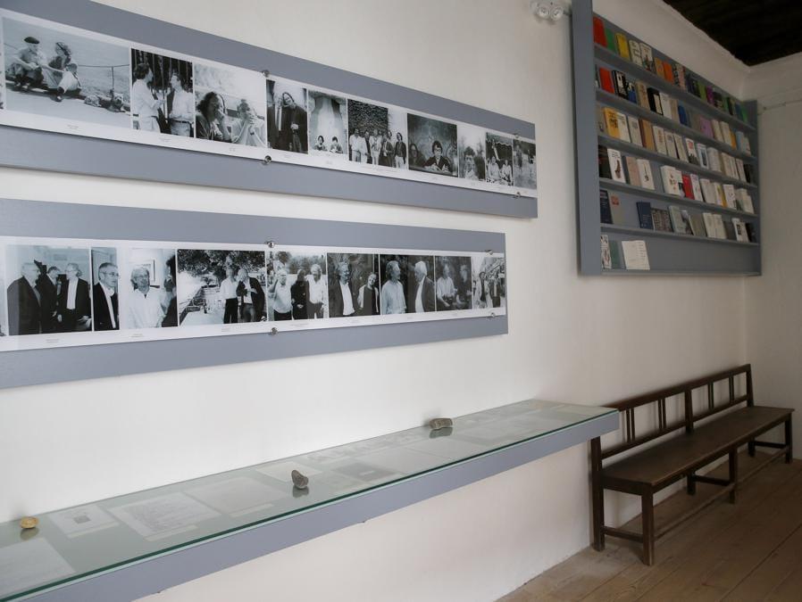 Griffen, Austria. Peter Handke, mostra permanente (Afp)