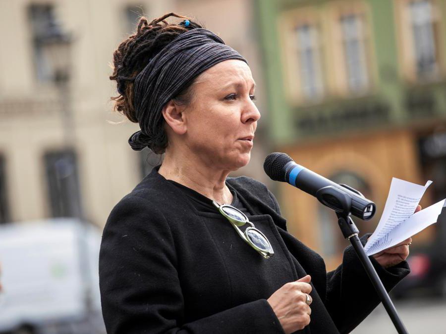 2019, Breslavia, Polonia. Olga Tokarczuk (Reuters)