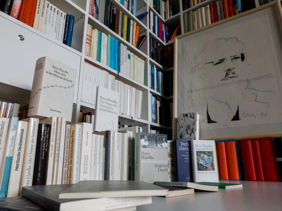 2019 Berlino,  casa editrice Suhrkamp Verlag(Afp)