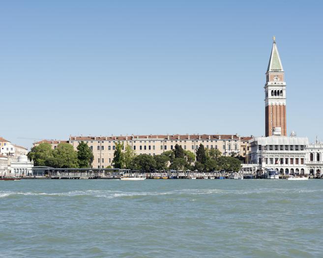 I Giardini Reali di Venezia aprono al pubblico