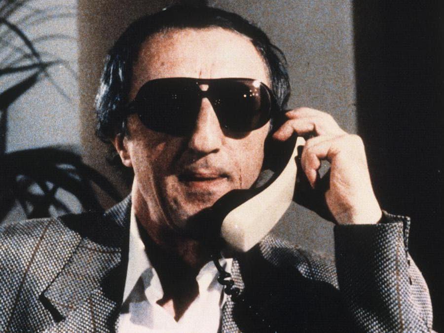 1988. Carlo Delle Piane in 'Sposi' (Fotogramma)