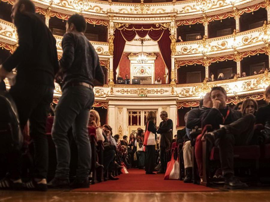 Teatro Valli. (Foto Alice Vacondio)