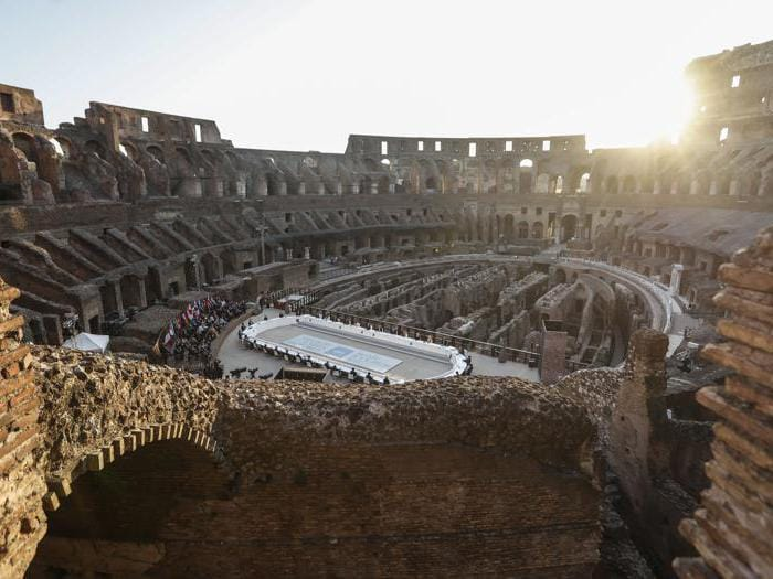 L'Italia ospita il G20 Cultura