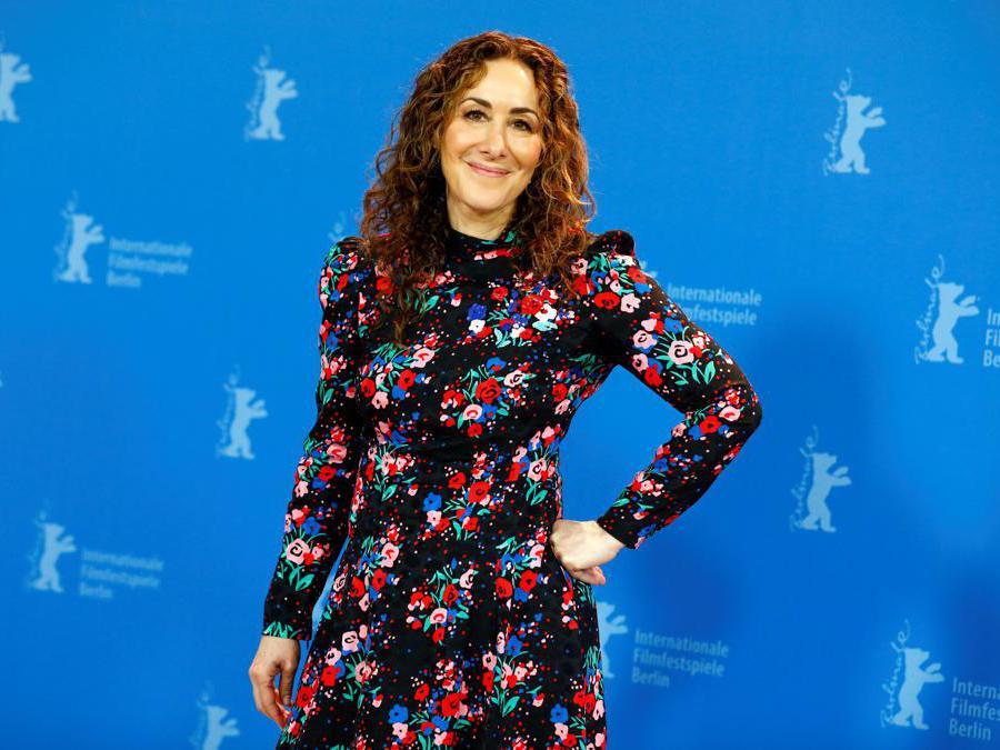 L'attrice Leni Parker  (Reuters/Michele Tantussi)