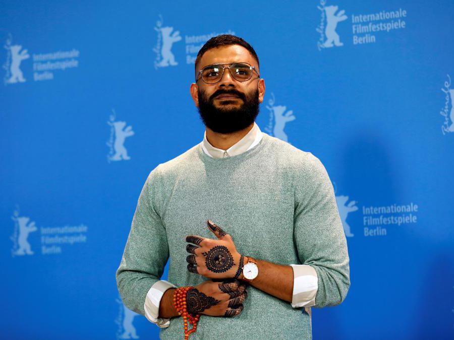 L'attore   Hamza Haq (Reuters/Michele Tantussi)