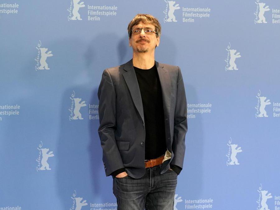 Il regista canadese  Philippe Falardeau  (Epa/Ronald Wittek)