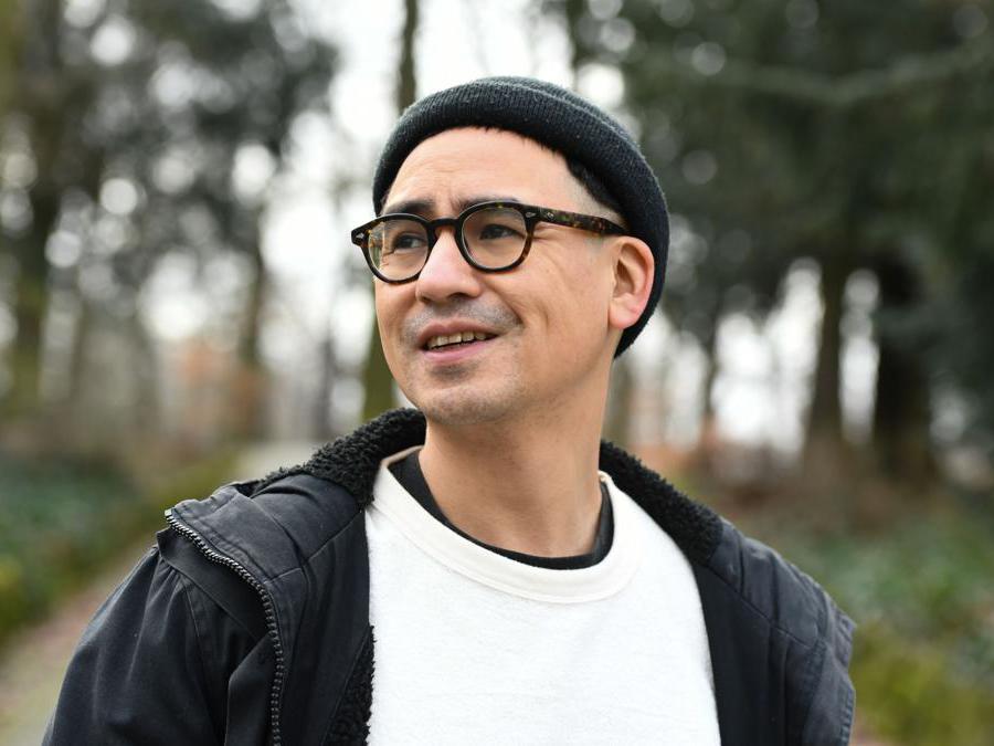 Il regista del film «Berlin Alexanderplatz» Burhan Qurbani  (Reuters/Annegret Hilse)