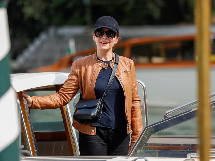 L'attrice francese  Juliette Binoche (Reuters/Yara Nardi)