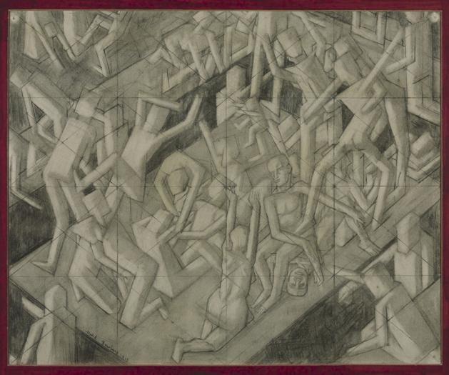 La National Gallery riscopre Bomberg