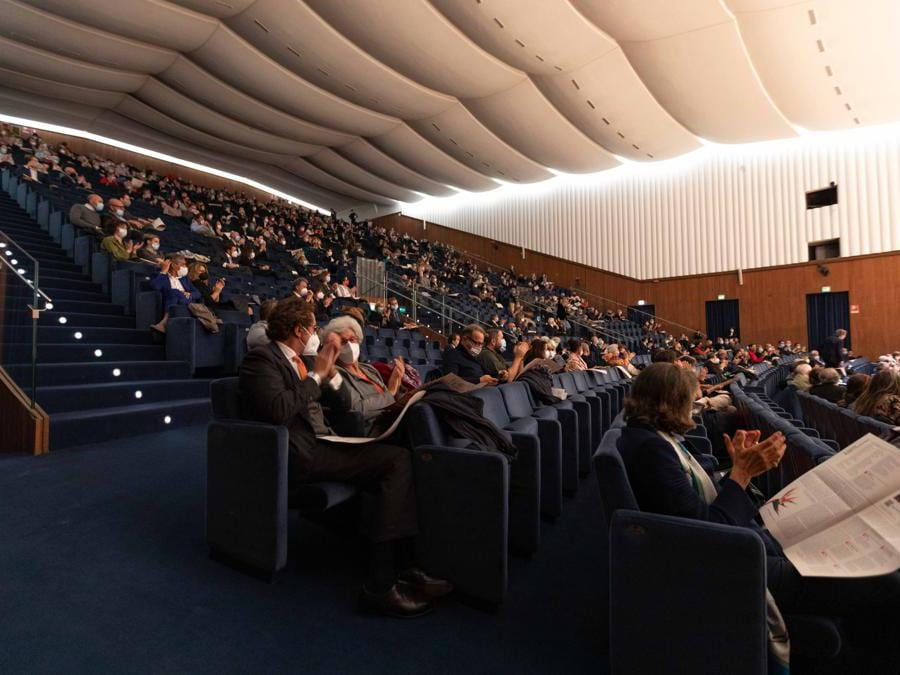 Foto dalla Società del Quartetto di Milano