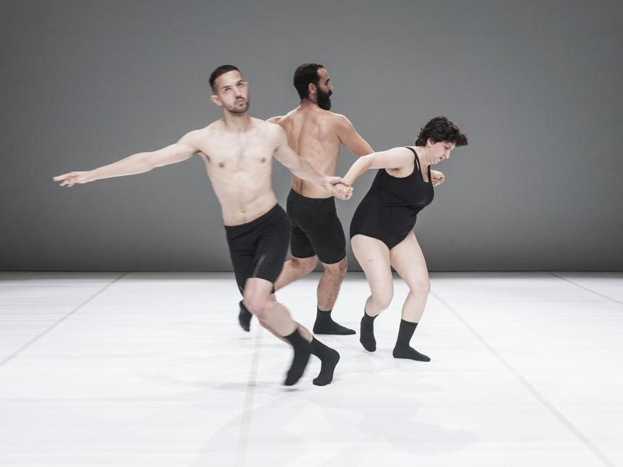 La performance «Graces», di Silvia Gribaudi