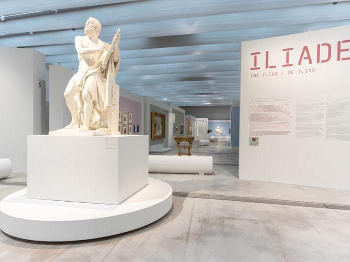 Louvre-Lens, il museo sulla miniera