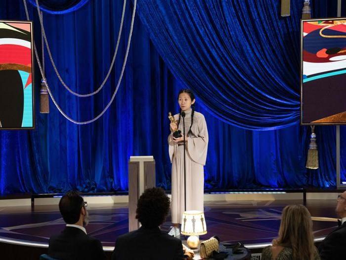 "Oscar 2021: ""Nomadland trionfa con tre statuette"""