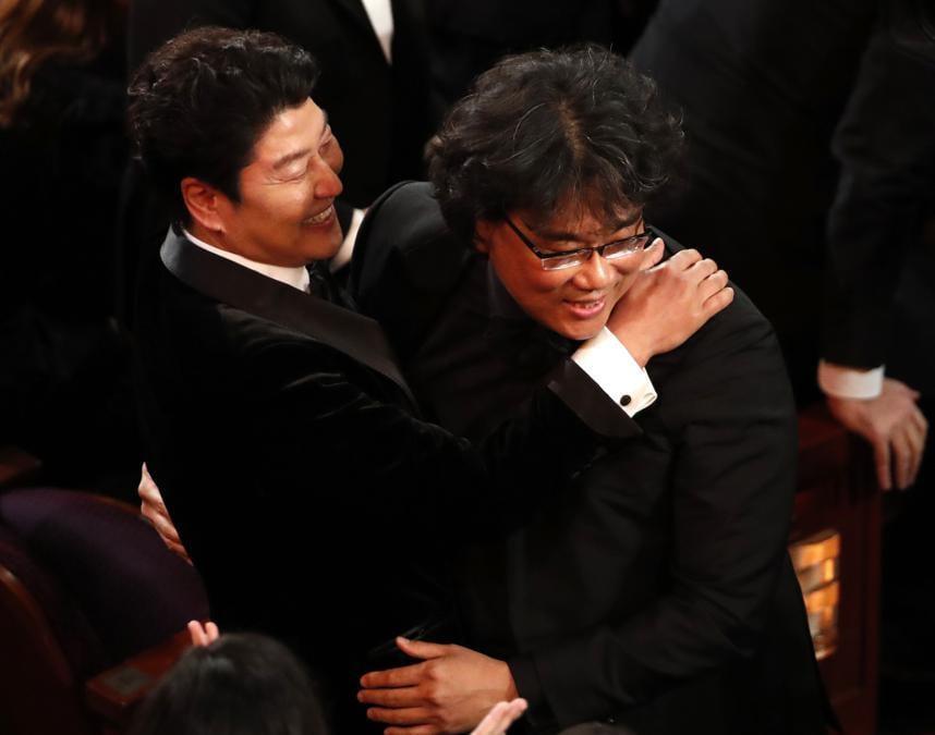 Il regista Bong Joon-ho   REUTERS/Mario Anzuoni