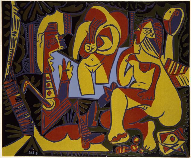 Picasso, una vita dedicata al disegno