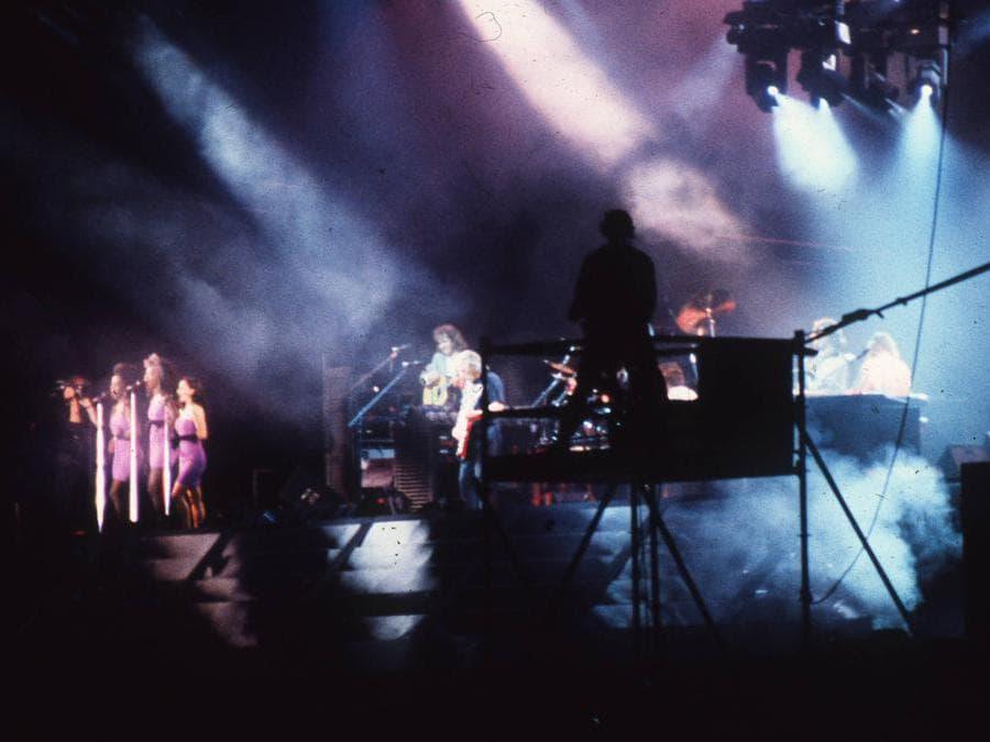 (GIACOMINOFOTO/Fotogramma, Venezia 15 luglio 1989)