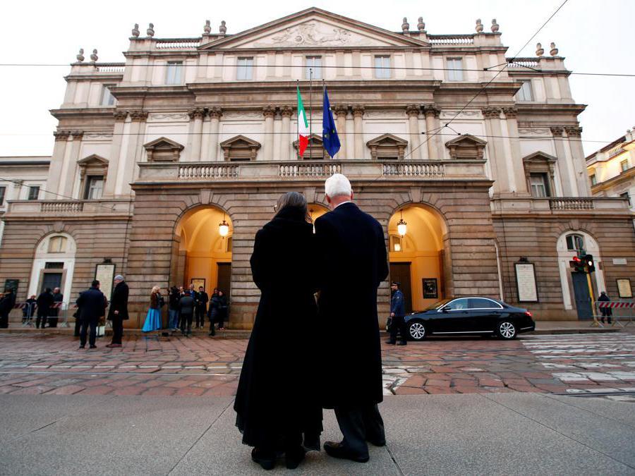 (Reuters/Alessandro Garofalo)