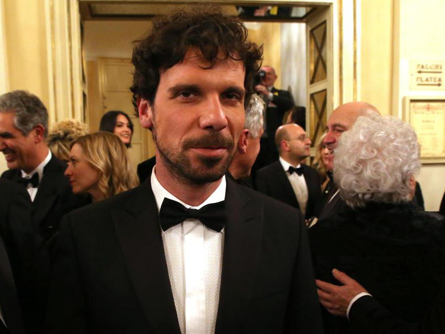 L'attore  Francesco Montanari . (Ansa/Matteo Bazzi)