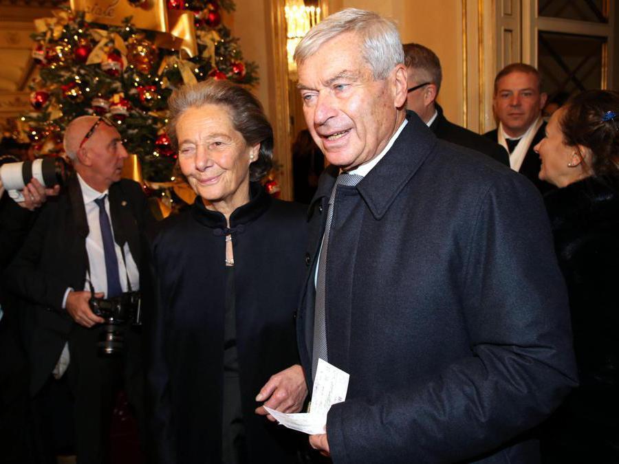 Il presidente di Confcommercio, Carlo Sangalli. (Ansa/Matteo Bazzi)