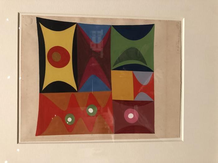 Sophie Taeuber-Arp in mostra alla Tate Modern