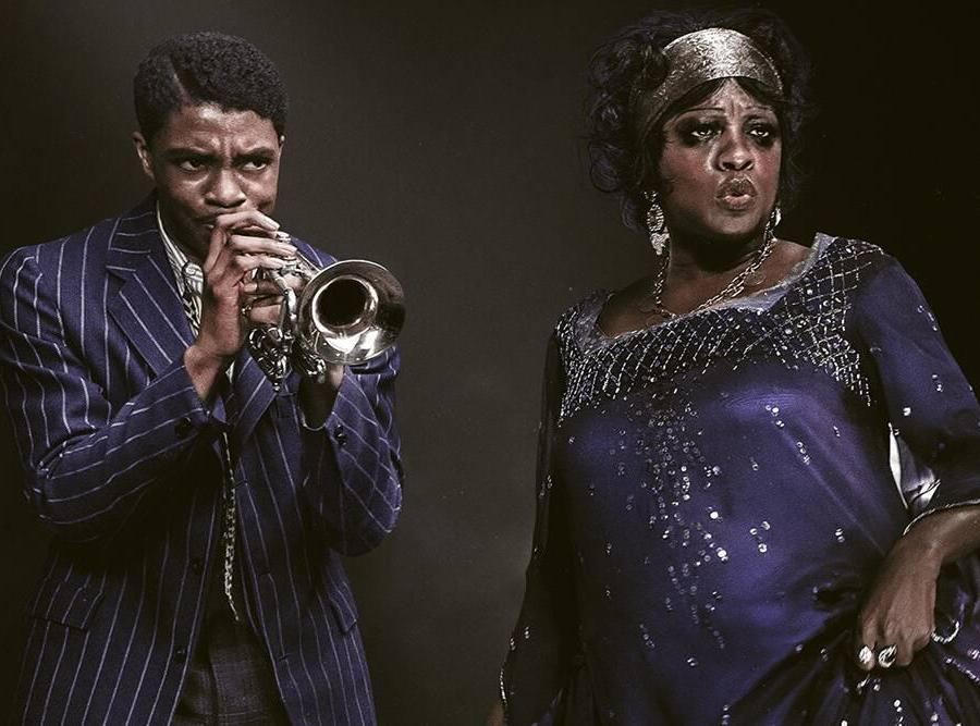 Una scena tratta dal film «Ma Rainey's Black Bottom»