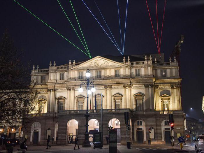 Teatro alla Scala, la prima più strana è pur bella